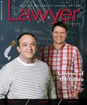 Lawyer: Spring 2015 by Seattle University