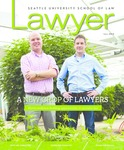 Lawyer: Fall 2015 by Seattle University