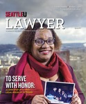 Lawyer: Spring 2017 by Seattle University School of Law