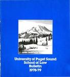 Bulletin 1978-1979