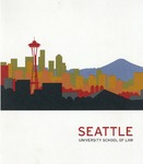 Bulletin 2010-2011 by Seattle University Law Library