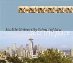 Bulletin 2003-2004 by Seattle University Law Library