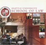 Bulletin 2007-2008 by Seattle University Law Library