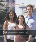 Bulletin 2009-2010 by Seattle University Law Library