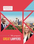 Bulletin 2014-2015 by Seattle University School of Law