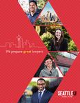 Bulletin 2016-2017 by Seattle University School of Law